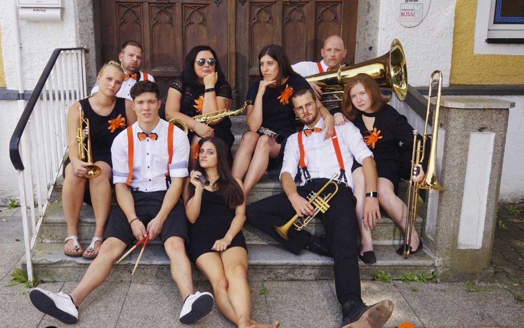 Smutty Orange – Unsere Vereinsband