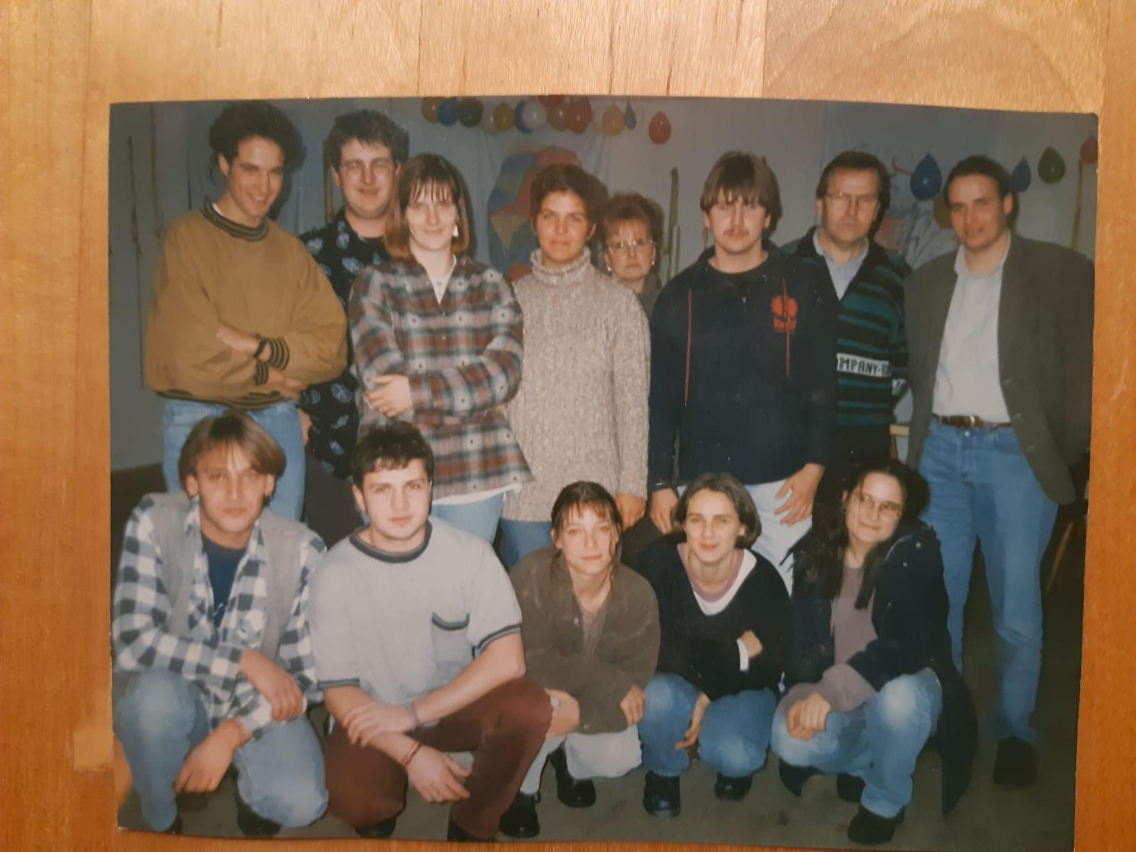 25 Jahre Workshop Orange